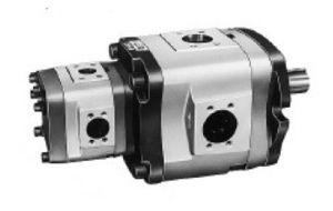 NACHI IPH-55B-40-40-11  IPH Series Double IP Pump