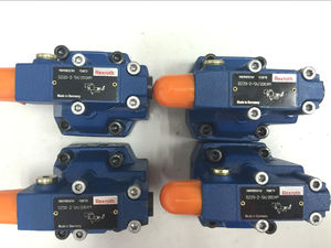 Rexroth DZ10-7-5X/315X Pressure Sequence Valves