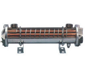 Spiral-Flow Finned Column Tube Oil Cooler SL Series  SL-303