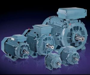 ABB M3BP355SMC8 Motors