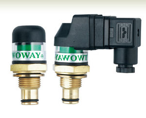 Differential Pressure Indicator TW-S3A-18
