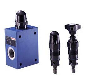 Rexroth Type DBDH Pressure Relief Valves