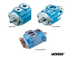 VQH Series 25VQH-17A-F-123-C-L Vane Pumps