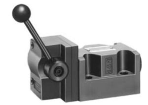 Manually Operated Directional Valves DMG DMT Series DMG-10-3C40-40