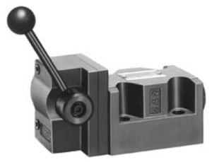 DMG-06-2D6A-50 Manually Operated Directional Valves