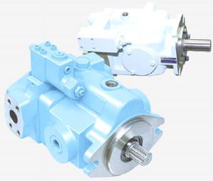 Denison PV29-2L1C-T00  PV Series Variable Displacement Piston Pump