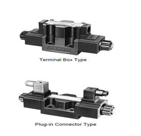 DSG-03 Solenoid Operated Directional Valves