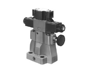S-BSG-06-2B3A-A100-N-L-52 Low Noise Type Solenoid Controlled Relief Valves