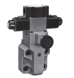 BST-06-3C3-D24-N-47 Solenoid Controlled Relief Valves