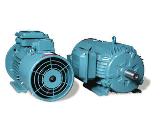 ABB QABP160M8B Induction Motor