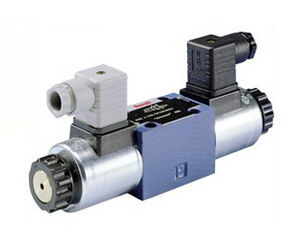 Rexroth Type 3WE10 Directional Valves