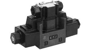 Daikin KSO-G02-4CD-30-EN  KSO Series Solenoid Operated Valve
