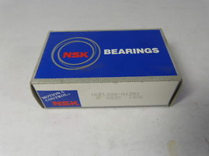 NSK UCFL204-012D1 Pillow Block Bearing Sealed in Pkg. ! NEW !