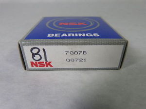 NSK 7007B Precision Bearing ! NEW !