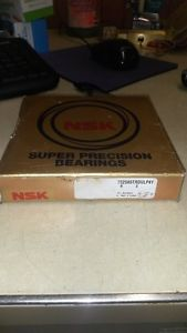 NSK 1 SET SUPER PRECISION BEARINGS, 7920A5TRDULP4Y New