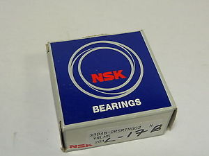 NSK 3304B-2RSR-TNGC3 Double Row Ball Bearing ! NEW !