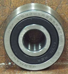 1 NEW NSK LB3201B2RSTNG DOUBLE ROW BALL BEARING NNB *MAKE OFFER*