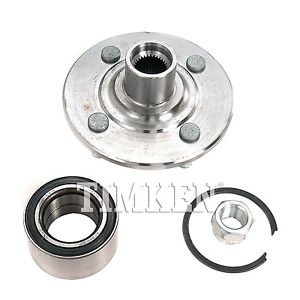Wheel Bearing & Hub Assembly fits 1991-1993 Saturn SL2 SC SL1 TIMKEN