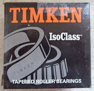 Timken IsoClass 30306M 9KM1 Tapered Roller Bearing