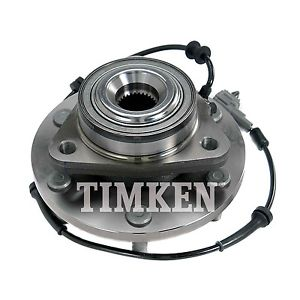 Wheel Bearing and Hub Assembly Front TIMKEN SP500703
