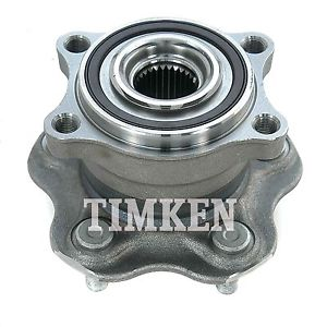 Wheel Bearing and Hub Assembly Rear TIMKEN HA590044 fits 03-07 Nissan Murano