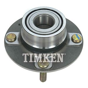 Wheel Bearing and Hub Assembly Rear TIMKEN 512194 fits 01-06 Hyundai Elantra