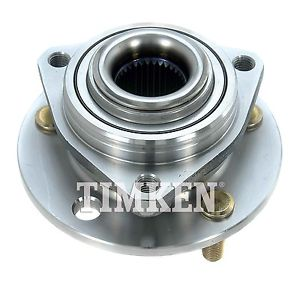 Wheel Bearing and Hub Assembly Front/Rear TIMKEN 513089