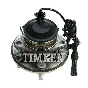 Wheel Bearing and Hub Assembly Front TIMKEN HA590224 fits 00-08 Jaguar S-Type