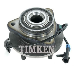 Wheel Bearing and Hub Assembly Front TIMKEN SP450300