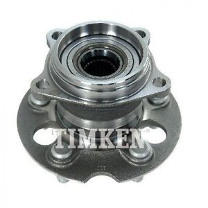TIMKEN Wheel Bearing & Hub Assembly Rear for 04-10 Toyota Sienna AWD NEW