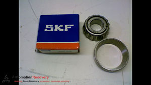 SKF 30204 J2/Q SINGLE ROW TAPERED ROLLER BEARING 20MM INNER DIAMETER, NE #154340