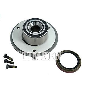 Timken 518502 Wheel Bearing And Hub Assembly, Front
