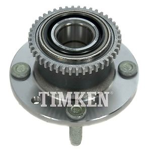 Wheel Bearing & Hub Assembly fits 1994-1999 Mercury Tracer  TIMKEN