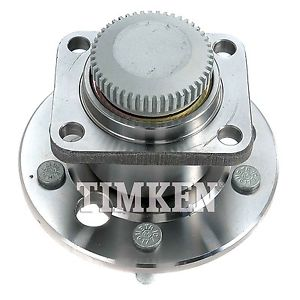 Wheel Bearing & Hub Assembly fits 1988-1990 Pontiac Bonneville TIMKEN