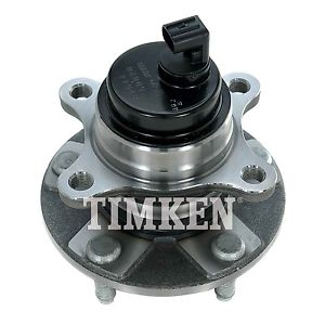 Wheel Bearing and Hub Assembly Front TIMKEN HA593550 fits 01-06 Lexus LS430