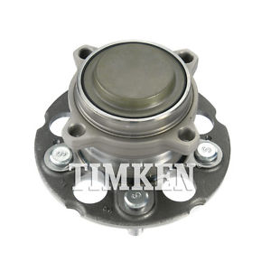Wheel Bearing & Hub Assembly fits 2012-2014 Honda CR-V TIMKEN