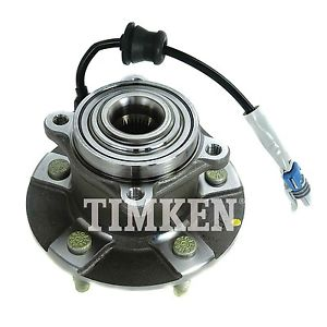 Wheel Bearing and Hub Assembly Rear TIMKEN 512229