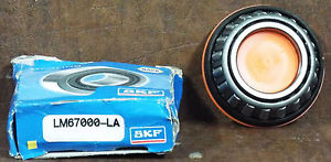 1 NEW SKF LM67000-LA ROLLER BEARING ***MAKE OFFER***