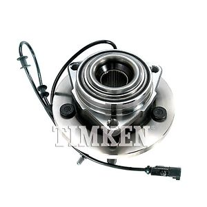 Wheel Bearing and Hub Assembly Front TIMKEN HA590244
