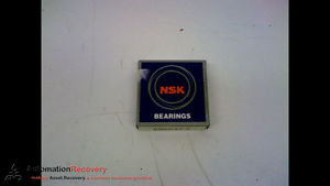 NSK 6004VVC3 BALL BEARING 20X42X12MM, NEW #165139