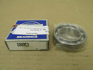 1 NIB NSK 6007C3 SINGLE ROW BALL BEARING 6007 C C3 CE 6007C DEEP GROOVE NEW