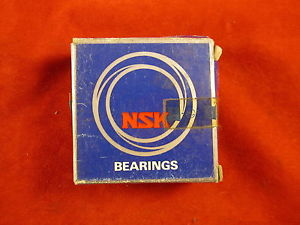 NSK Milling Machine Part- Spindle Bearings #7205BWDB
