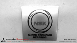 NSK 7210A5TRDULP4Y SUPER PRECISION BEARING 50MM I.D. 90MM O.D., NEW #108699