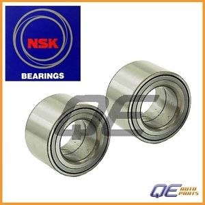 2 Rear Wheel Bearing MB515471 For Mitsubishi Mirage Precis Hyundai Excel Elantra