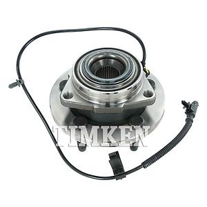 Wheel Bearing and Hub Assembly Front TIMKEN HA590035