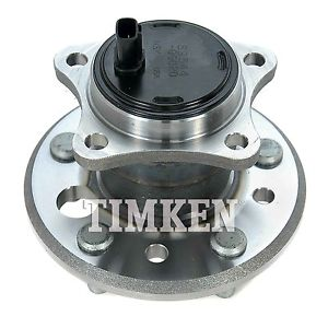 Wheel Bearing and Hub Assembly Rear Right TIMKEN HA592450