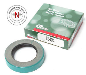 "SKF / CHICAGO RAWHIDE CR 12404 OIL SEAL, 1.250"" x 1.979"" x .40625"" (13/32"")"