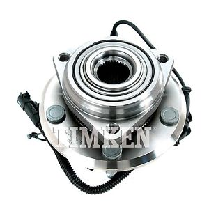 Wheel Bearing & Hub Assembly fits 2007-2013 Jeep Wrangler TIMKEN