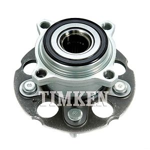 Wheel Bearing & Hub Assembly fits 2007-2011 Honda CR-V TIMKEN
