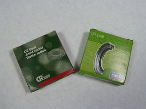 Chicago Rawhide / SKF 9243 Oil Seal 15/16 x 1-3/8 x 1/4 Inch ! NEW !